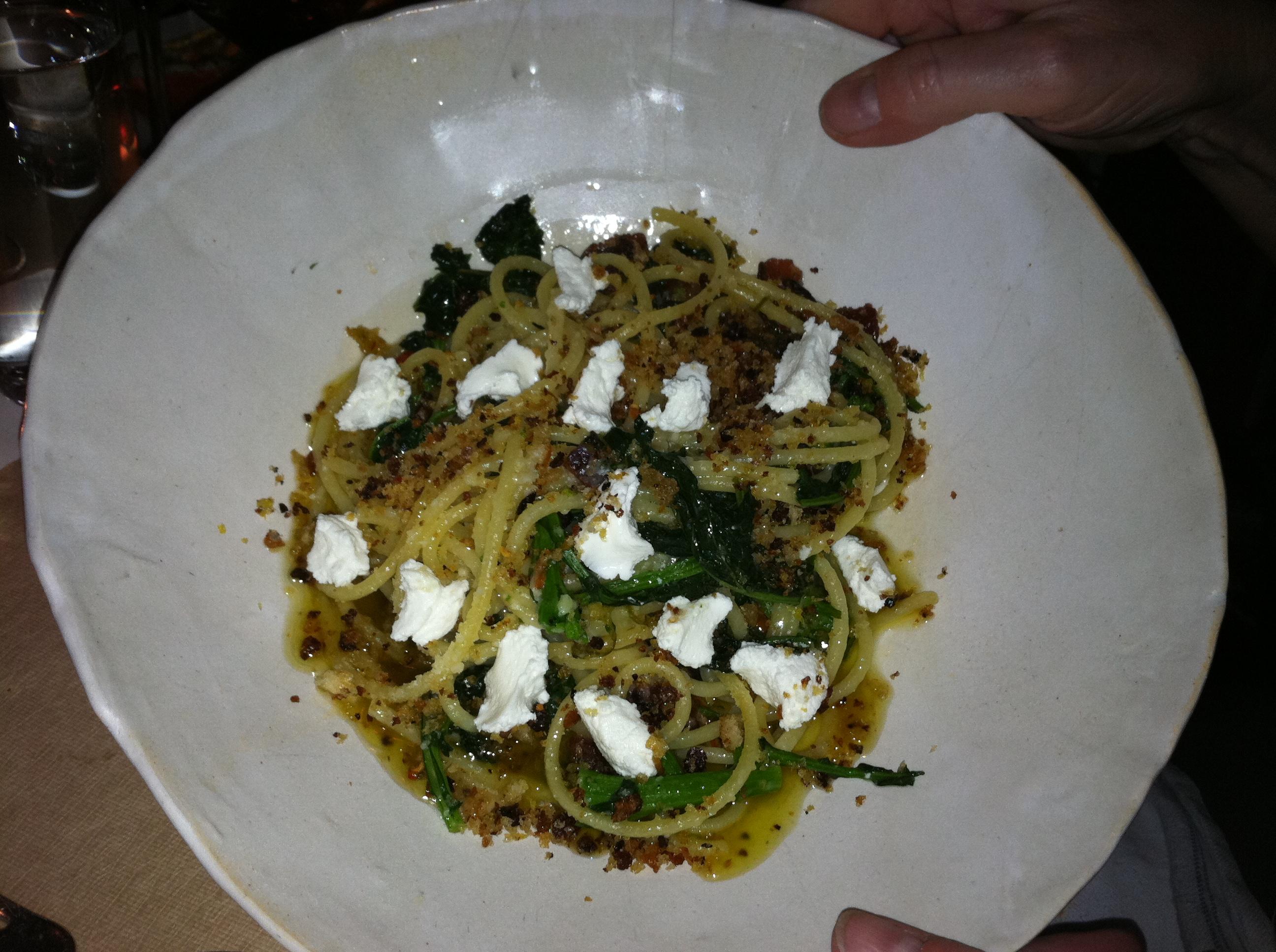 Abc Kitchen Dinner Round 2 Erin A La Carte