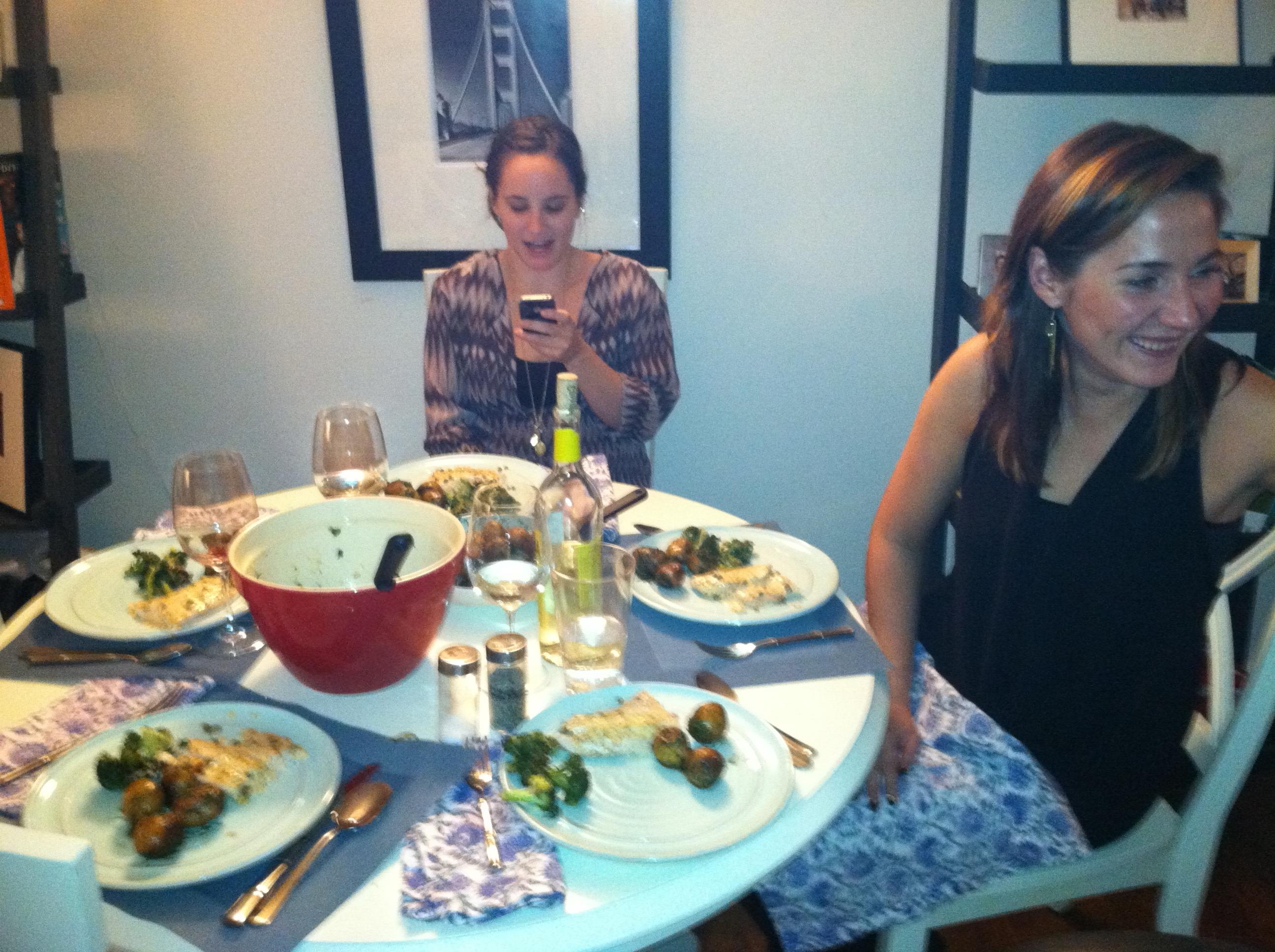 Kitchen Adventures – Ina Garten\'s Mustard Roasted Fish | Erin A La Carte