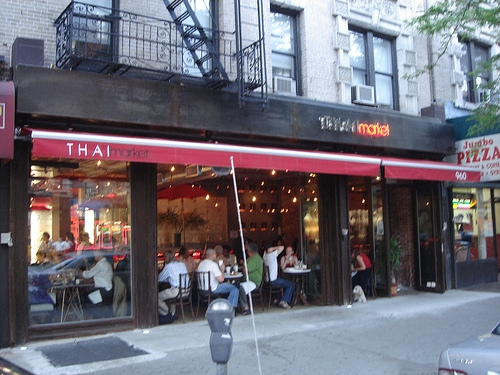 Good Thai Food Upper West Side