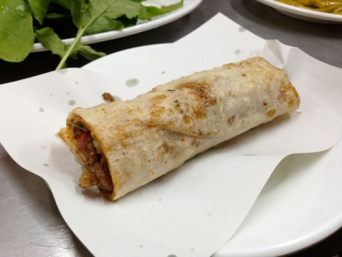 tantuni - the Mexican food of Turkey