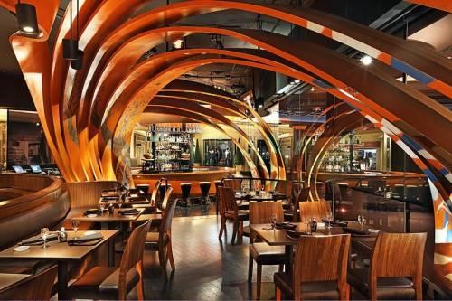 inside sushi samba